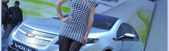 Auto Expo Models & Hostesses